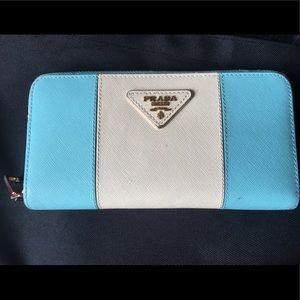 A Prada Wallet